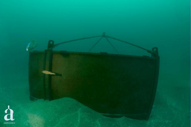 Cuvée sous marine Vinolok
